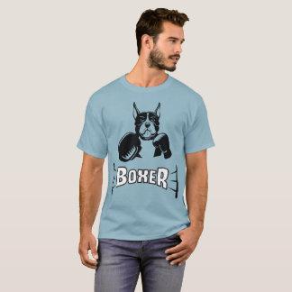 Chemise de chien de boxeur - T-shirt de T-shirt de