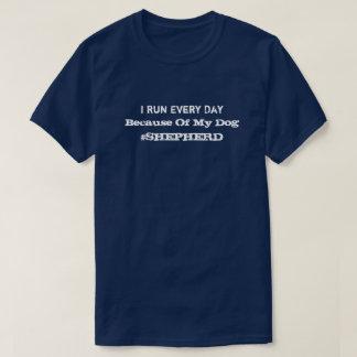 Chemise de chien t-shirt