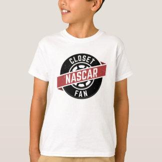 Chemise de ClosetNASCARFan des enfants T-shirt