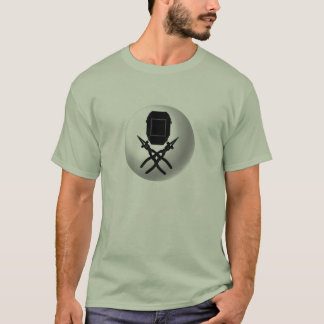 Chemise de constructeur t-shirt