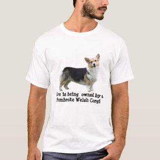 Chemise de corgi de Gallois de Pembroke T-shirt