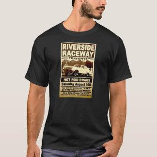 Chemise de coureurs d'entrave d'affiche de t-shirt
