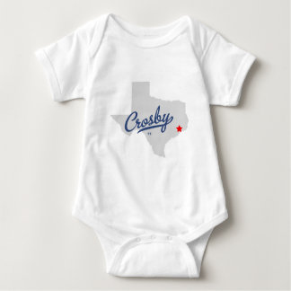 Chemise de Crosby le Texas TX T-shirt