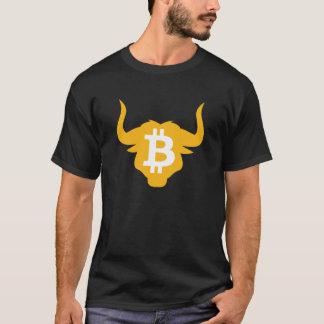 Chemise de Cyrpto de chaîne de bloc de marché T-shirt