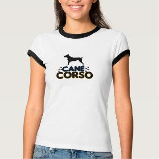 Chemise de dames de Corsoe de canne T-shirt