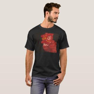 Chemise de danse de lion d'aérolithe t-shirt
