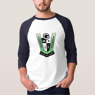 Chemise de douille de GGMSS 3/4 T-shirt