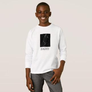 Chemise de douille de taille d'enfant de Gustav T-shirt