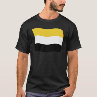 Chemise de drapeau de Garifuna T-shirt