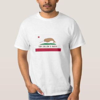 Chemise de drapeau de Tom Collin T-shirt