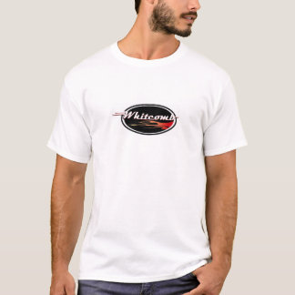 Chemise de flamme de carte de travail t-shirt