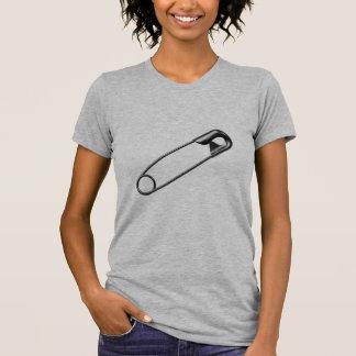 Chemise de goupille de sécurité t-shirt