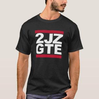 chemise de GTE 2jz T-shirt