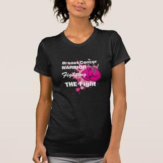 Chemise de guerrier de cancer du sein pour les t-shirt