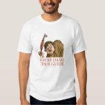 Chemise de guide touristique de Quasimodo T-shirts