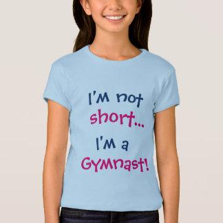 Chemise de gymnastique t-shirt