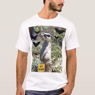 Chemise de Halloween Meerkat T-shirt
