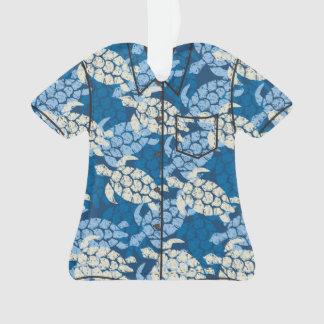 Chemise de Hawaïen de tortue de mer de Honu Aloha