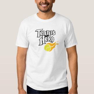 Chemise de héros de tennis t-shirts