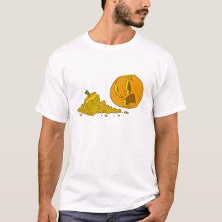 Chemise de Jack-o'-lantern T-shirt