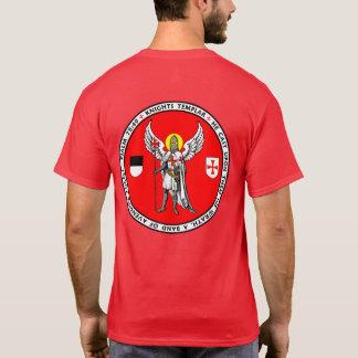 Chemise de joint d'ange gardien de Templar de T-shirt