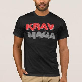 Chemise de KRAV MAGA, leçon libre T-shirt