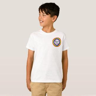 Chemise de la fierté de l'enfant