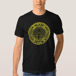 Chemise de la flamme YLW T-shirts
