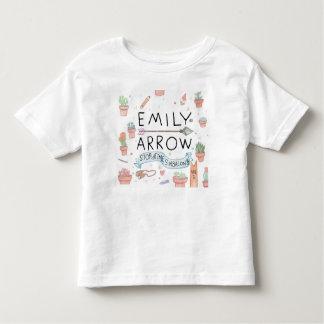 Chemise de la flèche vol. 2 d'Emily d'enfant en T-shirt Pour Les Tous Petits