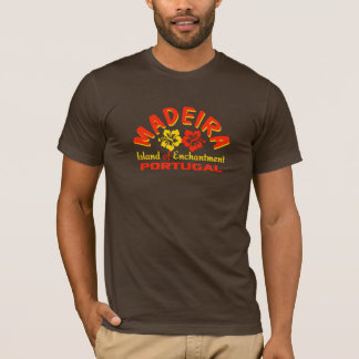 Chemise de la MADÈRE - choisissez le style et la T-shirt