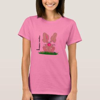 Chemise de lapin de Pâques T-shirt