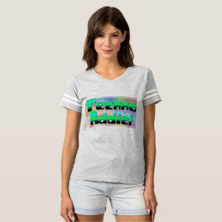 Chemise de l'intoxiqué 1 de techno t-shirt
