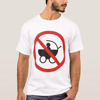 Chemise de logo d'Antinatalist T-shirt