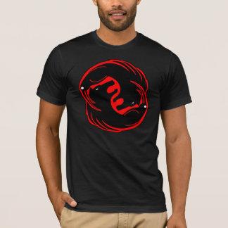 Chemise de loup de Raven T-shirt