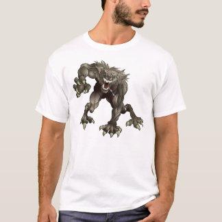 Chemise de loup-garou t-shirt