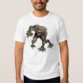 Chemise de loup-garou t-shirts