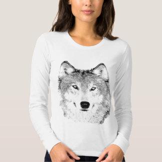 Chemise de loup t-shirts