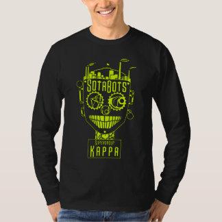 """Chemise de """"M. Mutiny"""" de Kappa de SOTABots 2557 T-shirt"""