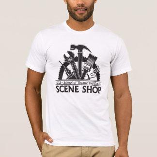 Chemise de magasin de scène t-shirt