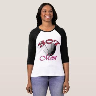 Chemise de maman du basket-ball 307 t-shirt