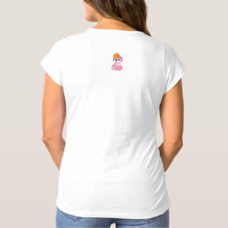 Chemise de maternité de voyage T-Shirt de maternité