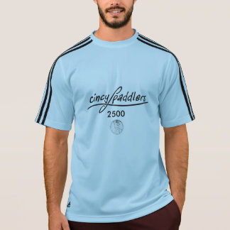Chemise de membre de Cincypaddlers 2500th T-shirt