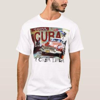 Chemise de MI Cuba Linda T-shirt