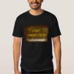 Chemise de mine de claymore t-shirt