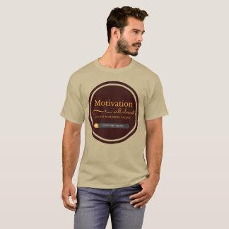 Chemise de motivation t-shirt