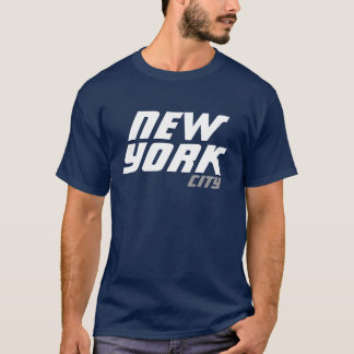 Chemise de New York City T-shirt