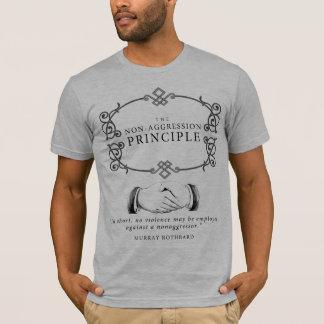 Chemise de non-aggression de principe t-shirt