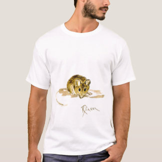 Chemise de nuit de souris t-shirt