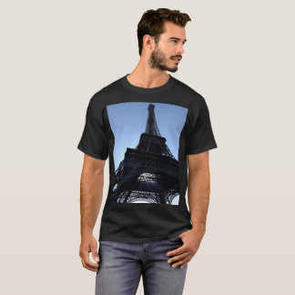 Chemise de Paris France de Tour Eiffel T-shirt