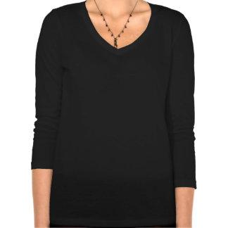 Chemise de Partywear de vacances d'arbre de Noël d T-shirt